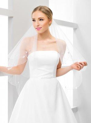 Voile mariée blanc pas cher