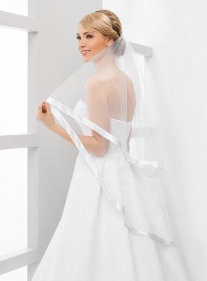 Voile mariée 3 mètres blanc