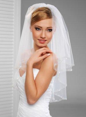 voile pour mariage blanc