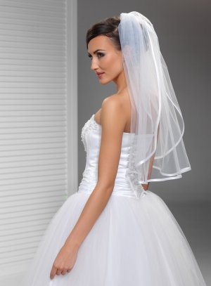 voile mariée tulle blanc